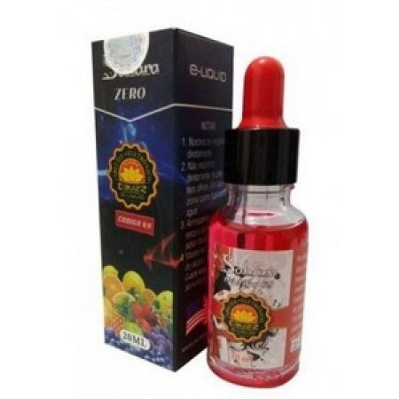 Líquido para Cigarro Eletrônico Sahara Ebuzz - Código 69