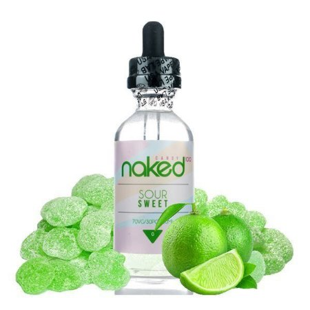 Líquido Naked 100 - Sour Sweet - Candy