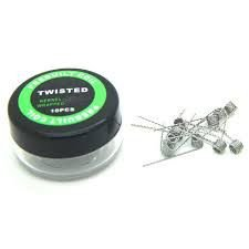 Bobinas Twisted - 0.2Ohm (24GA A1)