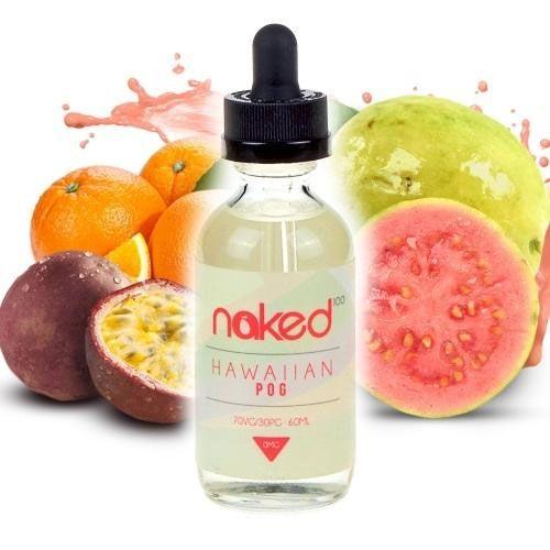 Líquido Naked 100 - Hawaiian Pog