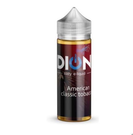 Líquido Dion - American classic tobacco