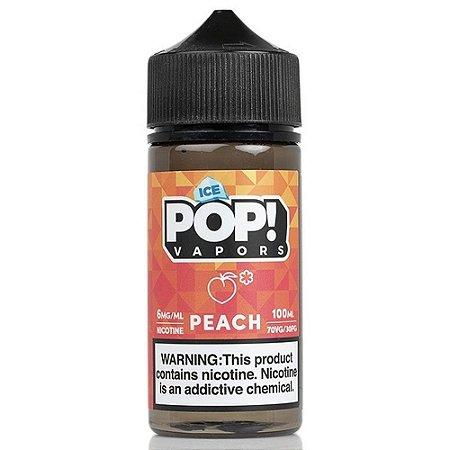 Líquido POP! - ICED Peach
