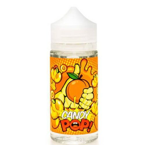 Líquido  POP! Vapors - Peach Gummies