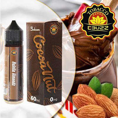 Líquido Sahara - CocoaNut - Nutella Almonds