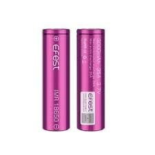 Bateria 18650 - Efest Purple - Efest  3.7V 3000 mAh 35A