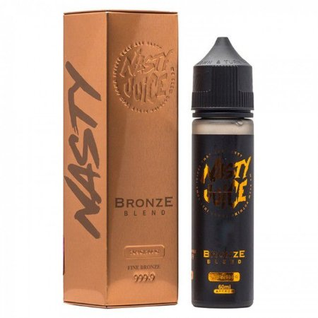 Líquido Nasty Juice - Tobacco Séries - BRONZE BLEND