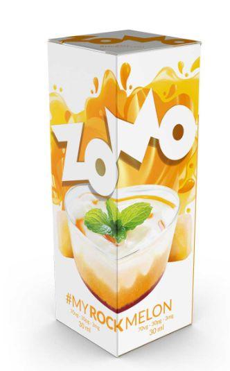 Liquido Zomo - My Rock Melon