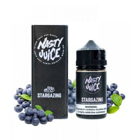 Líquido Nasty Juice - Berry Series - Stargazing
