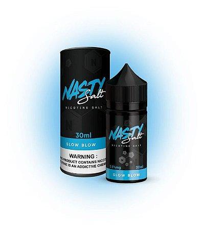 Líquido Nic Salt Nasty Juice SALT - Slow Blow