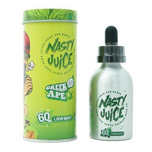 Líquido Nasty Juice - Yummy Fruity Series - Green Ape