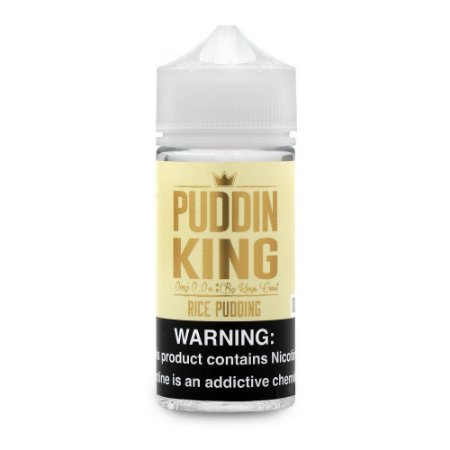 liquido King Screst - Puddin King - Rice Pudding