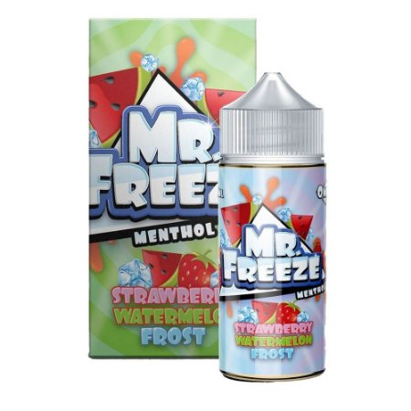 Líquido Salt Nicotine - Mr. Freeze - Strawberry Watermelon Frost