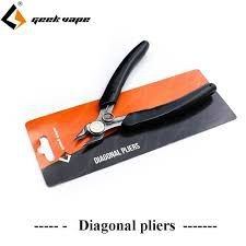 Alicate de corte diagonal pliers - Geek Vape