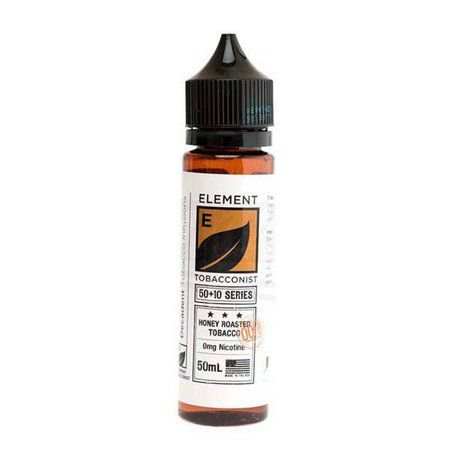 Líquido Element Tobaconist - Honey Roasted Tobacco