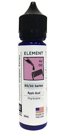 Líquido Element - Apple Açaí