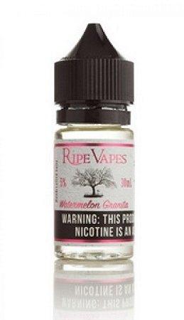 Líquido Ripe Vapes Salt Nicotine - Watermelon Granita