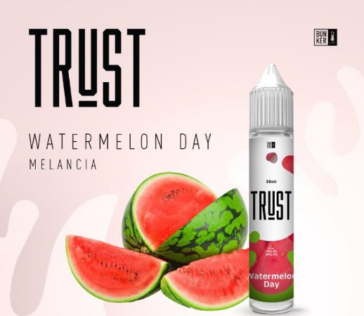 Líquido Trust - Watermelon DAY