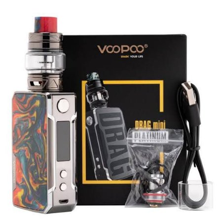 Kit Drag Mini Platinum 117w - Voopoo