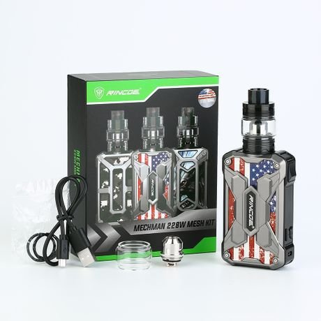 Kit MECHMAN 228W Mesh - Rincoe