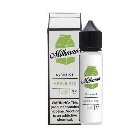 Líquido Milkman Classics - Apple Pie