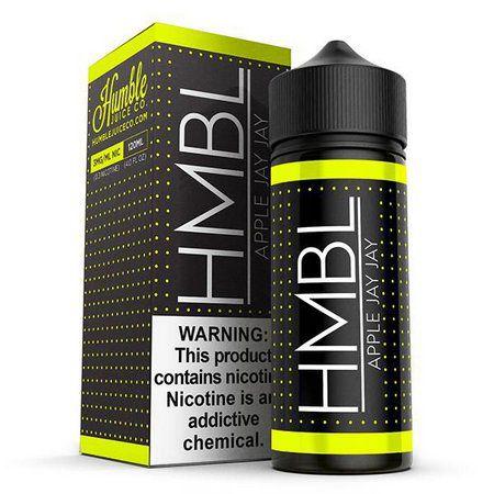 Liquido Salt Nicotine -  HMBL SALT - Apple Jay Jay