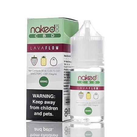 Líquido CBD - Lava Flow - Naked 100
