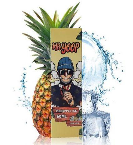 Líquido Mr. Yoop - Pineapple Ice
