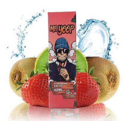 Líquido Mr.Yoop - Strawberry Kiwi ice