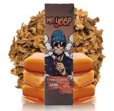 Líquido Mr.Yoop - Tobacco Caramel