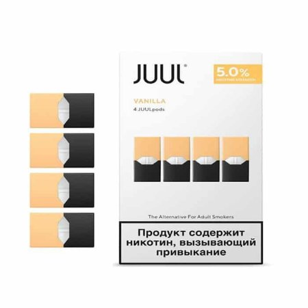 Pod Juul - Vanilla