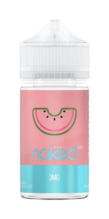 Líquido Naked 100 - Basic Ice - Watermelon