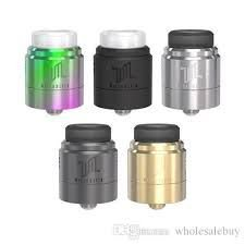 Atomizador Widowmaker 24mm RDA -  Vandy Vape