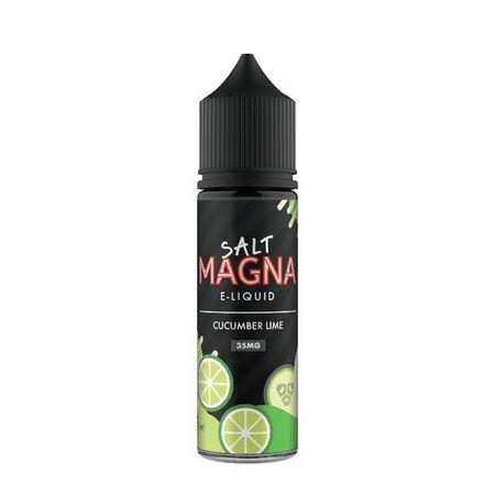 Líquido MAGNA Salt Nic - Cucumber Lime