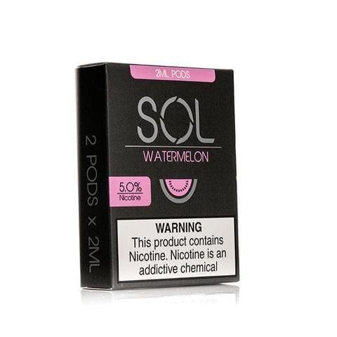 Pod de Reposição SOL - Watermelon