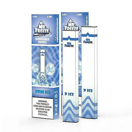 Pod descartável Mr. Freeze - 200 Puffs - Pure Ice