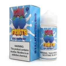 Líquido Killa Fruits - Blue Raspberry Ice