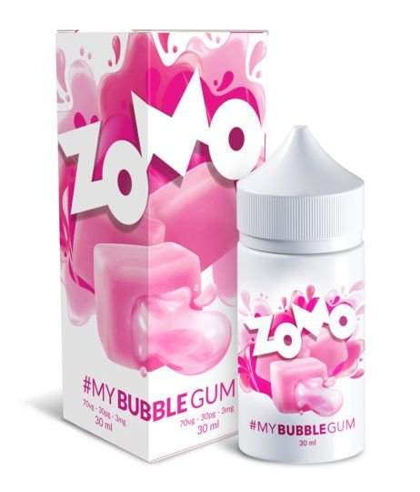 Líquido Zomo - My Bubble Gum