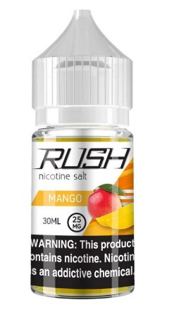 Líquido Salt nicotine Rush - Mango