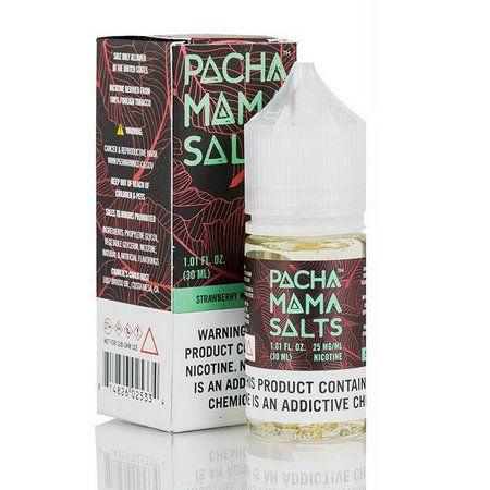 Líquido PachaMama Salts - Strawberry Watermelon