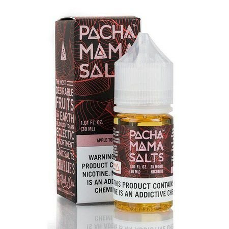 Líquido PachaMama Salts - Apple Tobacco