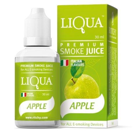 Líquido LiQua - Apple (Maçã)