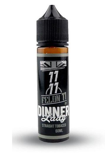 Líquido Dinner Lady - Felon 11 Straight Tobacco