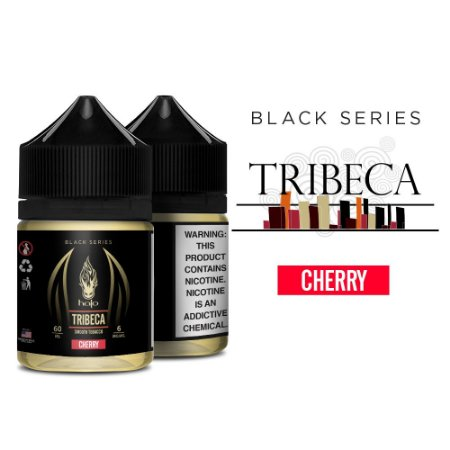 Líquido Halo - Black Series - Tribeca Cherry