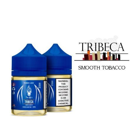 Líquido Halo - Tribeca (Smooth Tobacco)