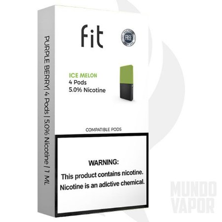 Fit Ice Melon compatível JUUL