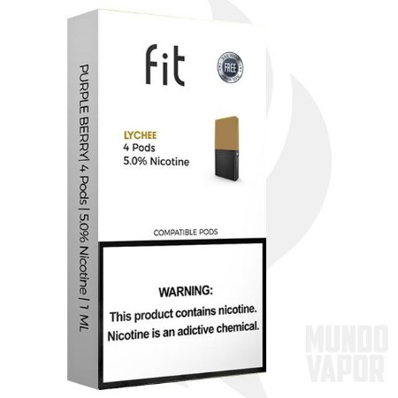 Fit Lychee compatível JUUL