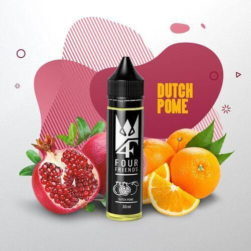 Líquido Dutch Pome - 4 FRIENDS