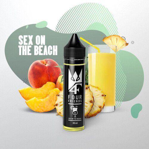 Líquido Sex On The Beach - 4 FRIENDS