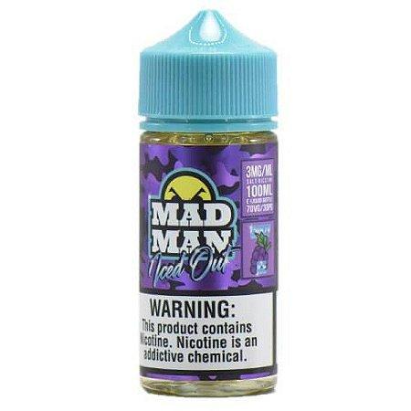 Liquido Mad Man - Grape Iced Out