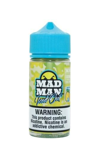 Liquido Mad Man - Lemon Iced Out